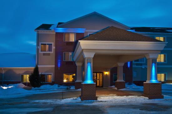O'Neill, Nebraska: Hotel Exterior