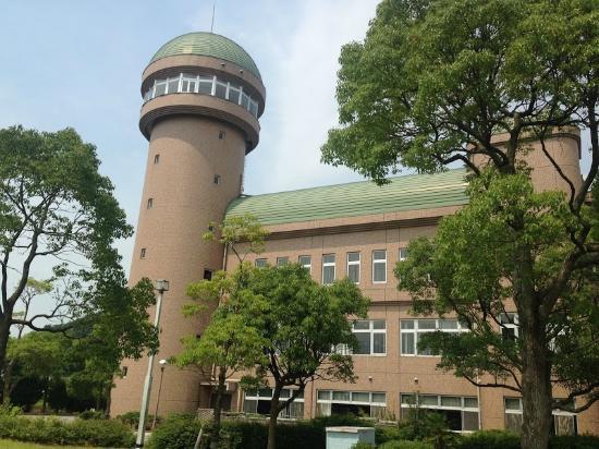 Chiba Teganuma Shinsui Plaza: 水の館