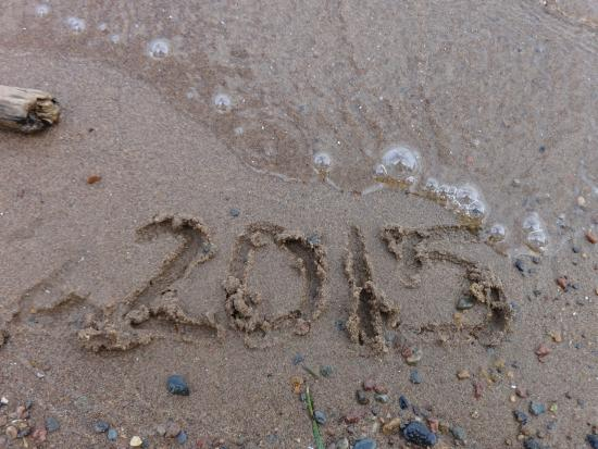 Father Hennepin State Park: 2015 in the sand