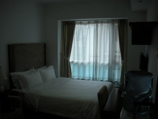 Youhe International Apartment Hotel Guangzhou Yueken Road : 部屋