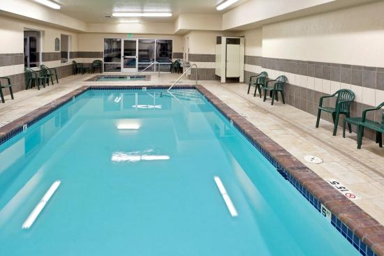 Indoor heated swimming pool - Holiday inn hotels with swimming pool ...