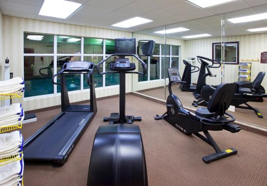 Holiday Inn Express Toledo-Oregon: Fitness Center