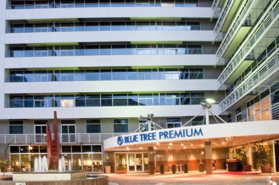 Blue Tree Premium Verbo Divino: Facha do Hotel