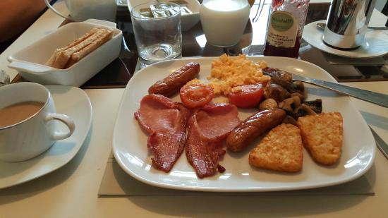 Kingsdown, UK: english breakfast
