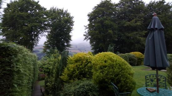 Kingsdown, UK: vu depuis terrasse