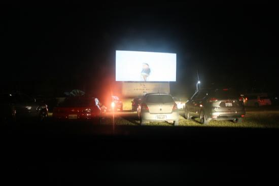 Owen Sound Drive In Theatre
