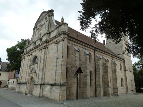 Hochstadt, Németország: Pfarrkirche in Höchstadt an der Aisch