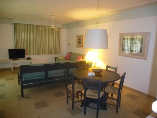 Hapimag Resort Damnoni: Wohnbereich