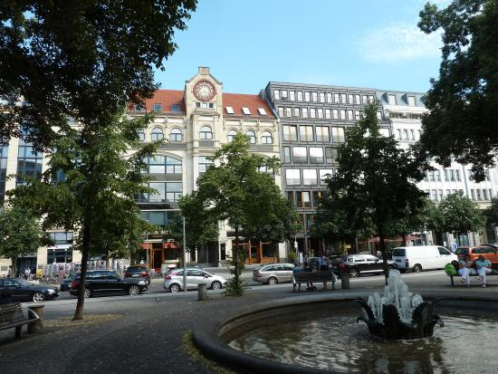 Hausvogteiplatz