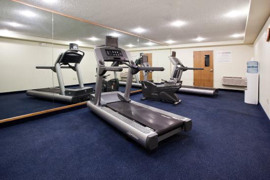 Holiday Inn Express Scottsbluff - Gering: Fitness Center