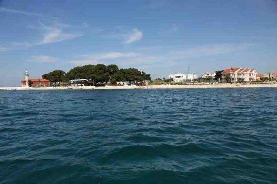 Villa Punta: Umgebung