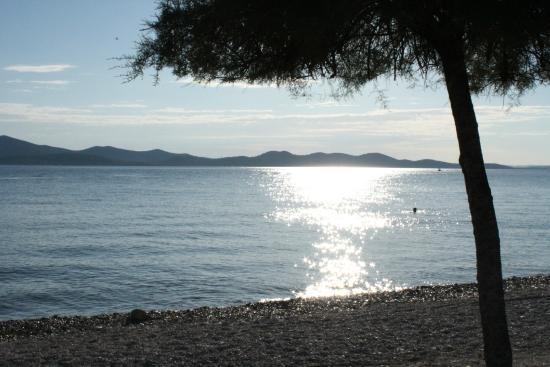 Villa Punta: Strand