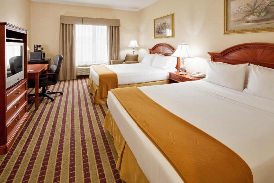 Holiday Inn Express Bloomsburg: 2 Queen Bedded Room