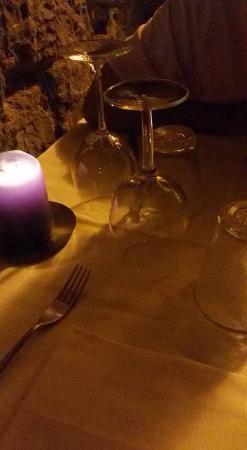 Il Fagolo : Tavolo