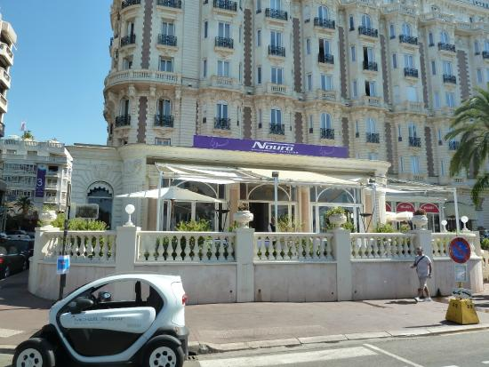 Noura Au Carlton De Cannes Photo De Carlton Restaurant