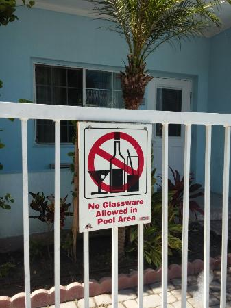Casa Bella Resort : The drinking that is allowed and the lack of attention to complaints, down grades this hotel, th
