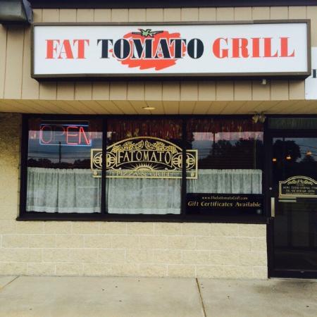 Fat Tomato Pizza & Grill: Great food