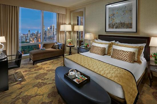 Mandarin Oriental, New York: Central Park View Room