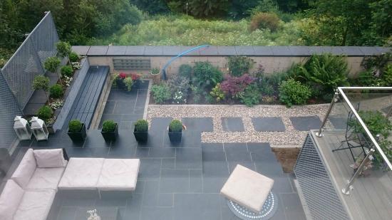 Firbank Guest House: Teil des Gartens