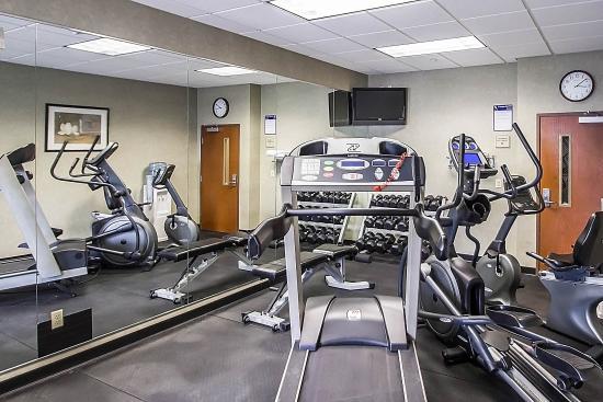 Quality Inn & Suites Fishkill: Ny Fitness