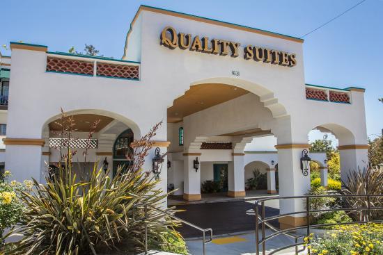 Quality Suites San Luis Obispo照片