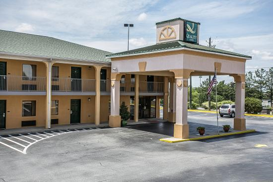 Quality Inn Fort Gordon: GAExterior