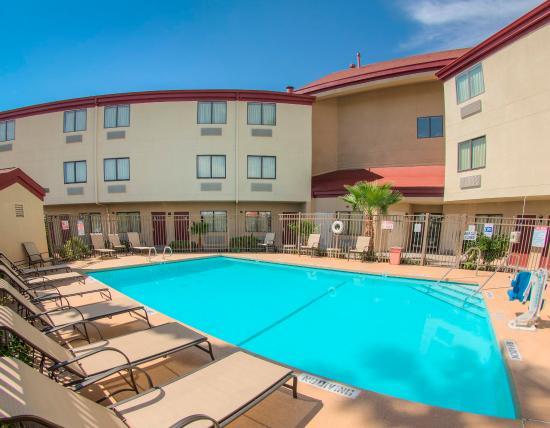 Red Roof Inn - El Paso West: Pool