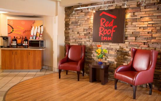Red Roof Inn - El Paso West: Lobby