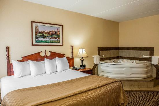 Quality Inn South Bend: Guest Room