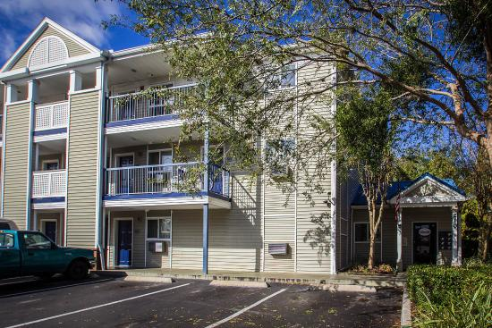 Suburban Extended Stay Hotel of Orlando / Casselberry: Fl Exterior