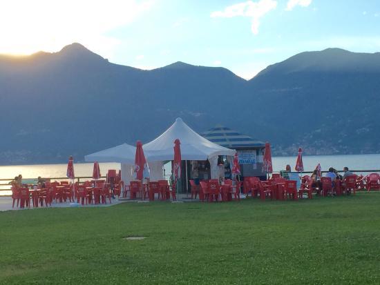 Germignaga, Italia: Beach Bar Le Fontanelle