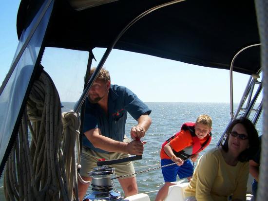 Delaune Sailing Charters