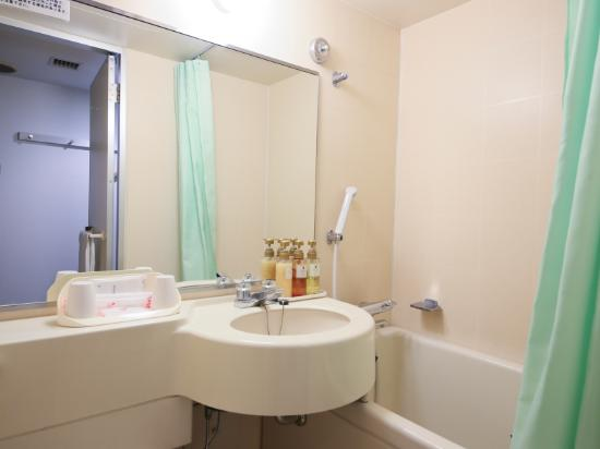 Hotel Wing International Ikebukuro : バスルーム