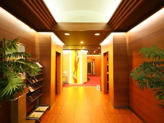 Hotel Wing International Ikebukuro : ロビー