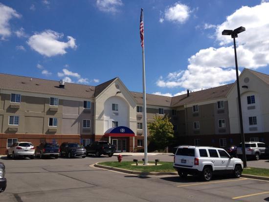 Candlewood Suites - Detroit/Ann Arbor: Hotel Exterior