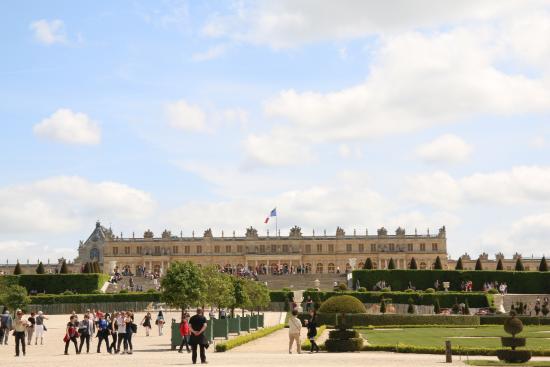 Boutique des Jardins du chateau de Versailles