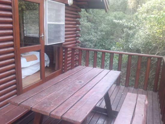 Amazing Deck Area