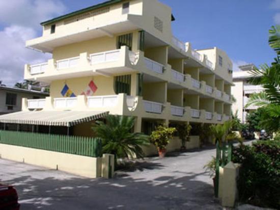 Meridian Inn: Exterior