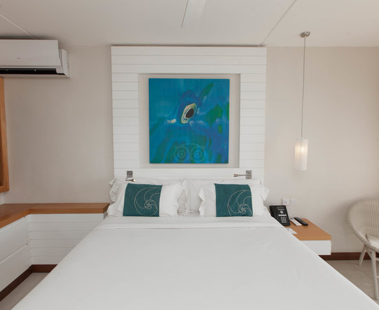 The Superior Room (alternative) at Radisson Blu Poste Lafayette Resort & Spa, Mauritius