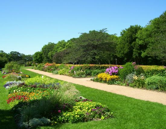 ‪Lake Harriet Rose Garden‬