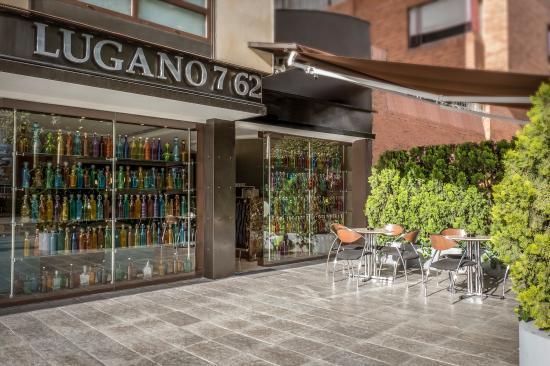 Suites Lugano Imperial: Terrace