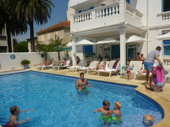 Hotel Juan Beach : Nice pool