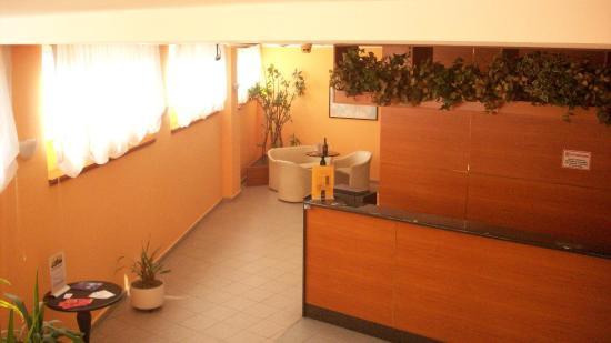 Hotel Naviglio Grande: Lobby