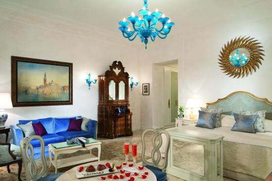 Belmond Hotel Cipriani: Pool Side Junior Suite