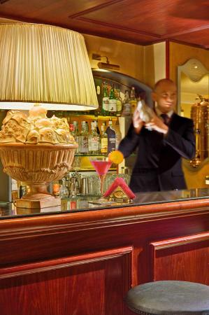 Hotel Corona D'Italia : Bar/Lounge