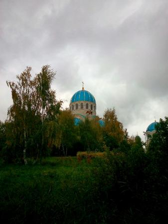 Trinity Temple in Honor of the Millennium of the Baptism of Russia