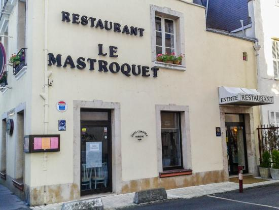 Le Mastroquet Restaurant, Tours, France