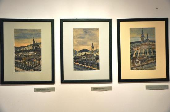 Muzeum Nikifora Krynickiego: Galeria 1.