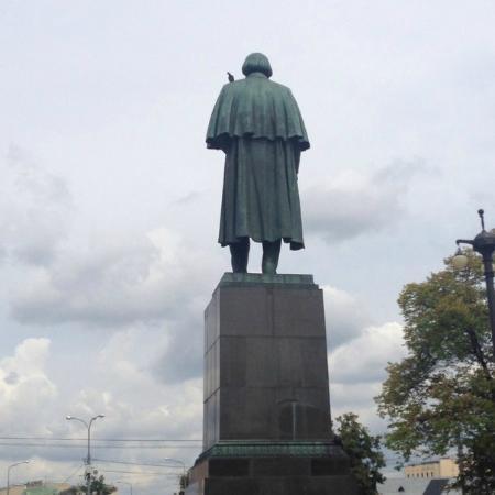 N.B. Gogol Monument