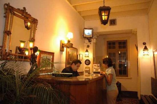 Casa De Huespedes Porta: Reception